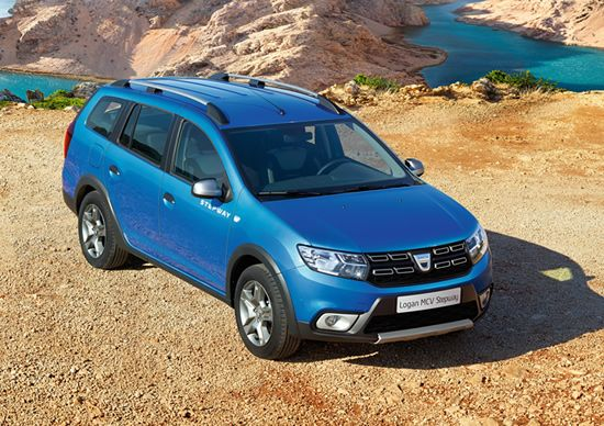 Nissan X-Trail - Side view